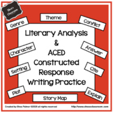Literary Analysis & ACED Constructed Response Writing Stra