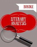 Literary Analysis Research Paper Bundle (10 Items!)