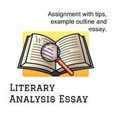 Literary Analysis Essay Assignment