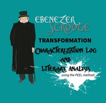 A Christmas Carol: Scrooge's Transformation Essay and Characterization Log