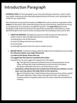 How To Write An Interpretation Essay - iWriteEssays