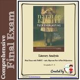 Literary Analysis Exam: Tuck Everlasting w/PARCC-Style Questions Print + Digital