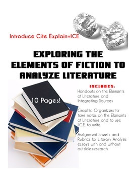 Literary Analysis- Examining the Elements of Fiction