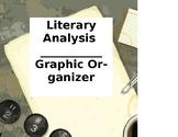 Literary Analysis Graphic Organizer_2