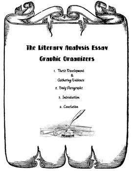 Literary Analysis Graphic Organizers