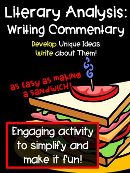 Literary Analysis Guide for Writing Commentary