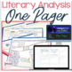 Literary Analysis Made Easy (Digital and Printable!)