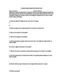 Literary Analysis Peer Review Sheet