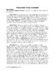 Literary Analysis Persuasive Essay: Writing Handouts, Prompt, Peer Edit & Rubric