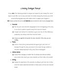 Literary Analysis Prompts