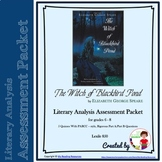 Literary Analysis Quizzes: Witch of Blackbird Pond PARCC-S