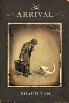 Literary Analysis Support for The Arrival by Shaun Tan