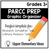 PARCC Prep Graphic Organizers --RST and LAT Included