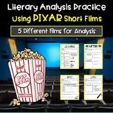 Literary Analysis Using Pixar Short Films