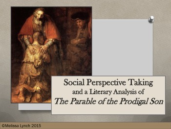 the prodigal son analysis