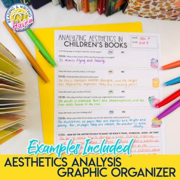 Literary Analysis with Children's Books: Language and Aesthetics Mini Lessons