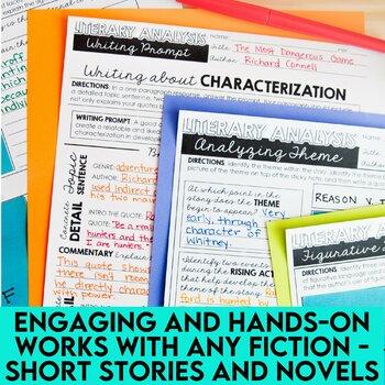 Best     Literary analysis middle school ideas on Pinterest
