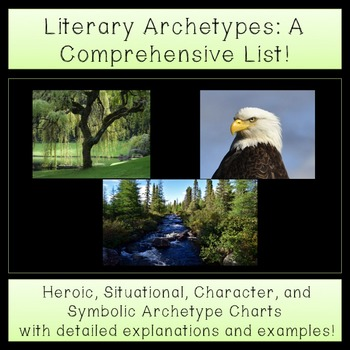 Over 70 Literary Archetypes: Definitions and Examples Included!