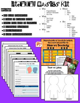Literary Basics Kit