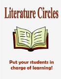 Literature Circle Activity