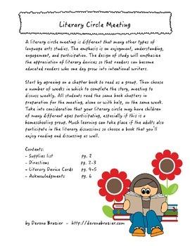 Literary Circle Club Curriculum