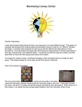 Literary Circle Illumination