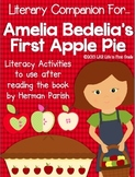 Literary Companion for Amelia Bedelia's First Apple Pie