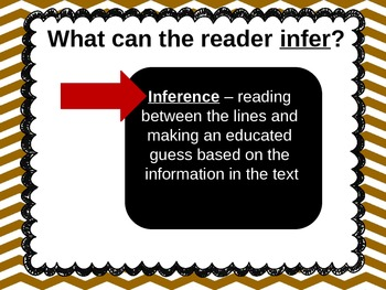 Literary Concept Mini Lesson - Narrator