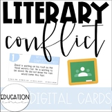 Literary Conflict: Digital Task Cards | DISTANCE REMOTE LEARNING