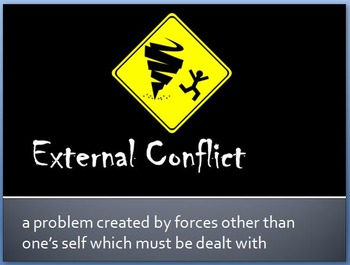 STAAR Reading Minilesson: Literary Conflict Internal External