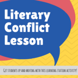 Literary Conflict Learning Stations