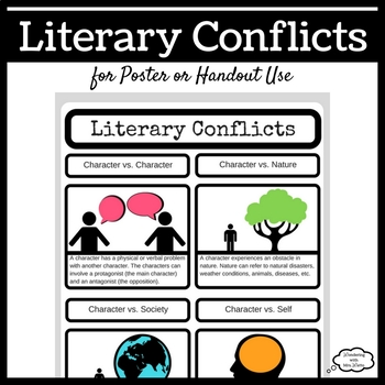 Literary Conflicts