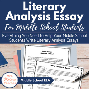 How To Write An Excellent Essay Literary Criticism Essay Project For Middle School Students Prohibition Essay also Argumentative Essay Articles Literary Criticism Essay Project For Middle School Students By Mrs  Essay On Scientific Development