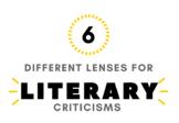 Literary Criticism Lens Bookmark
