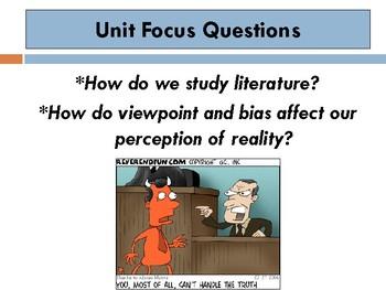 Literary Criticism Presentation
