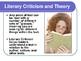Literary Criticism Introduction Presentation