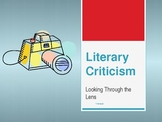 Literary Criticism Powerpoint for Beginners