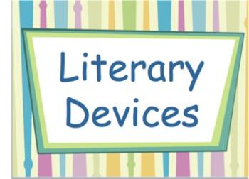 Literary Device Bundle
