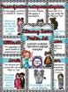 Literary Device & Figurative Language Posters (Black Chevron)