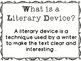 Figurative Language/Literary Device Poster Set