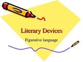 Literary Device Slideshow