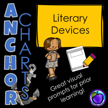 Literary Devices Anchor Charts