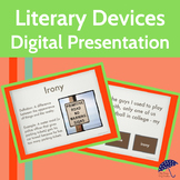 Figurative Language: Digital Presentation and Mini-Game