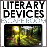 Literary Devices Escape Room