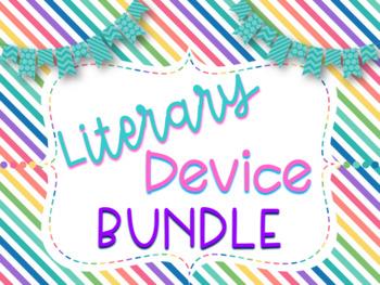 Literary Devices Bundle