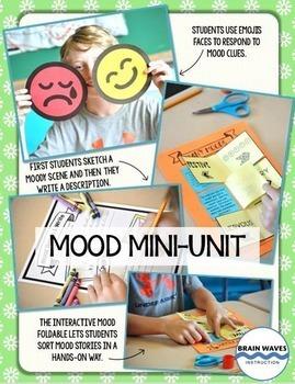 Literary Devices Bundle:  6 Fun Mini-Units to Teach Critical Literary Elements