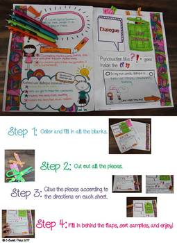 Literary Devices- Doodle Notes & Interactive Notebook