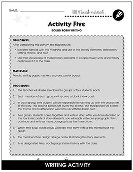 Literary Devices Gr. 5-8 - BONUS WORKSHEETS