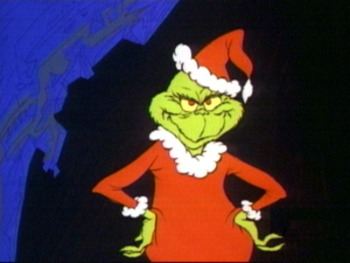 Christmas Grinch.Literary Devices In How The Grinch Stole Christmas Student Copy