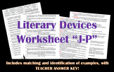 "Literary Devices: ""J-P"""